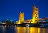 ID 3469199 | Golden Gates Zugbrücke in Sacramento | Foto mit hoher Auflösung | CLIPARTO