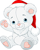 Weihnachten Teddybär