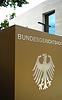 ID 3445938 | Eingangsschild Bundesgerichtshof Karlsruhe | Foto mit hoher Auflösung | CLIPARTO