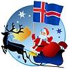 Frohe Weihnachten, Island!