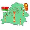 ID 3589956 | Mobile Verbindung von Belarus | Stock Vektorgrafik | CLIPARTO