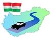 Straßen von Ungarn
