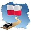 Straßen von Polen