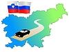 Straßen von Slowenien