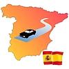 Straßen von Spanien