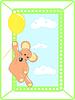 Maus Ballon