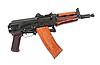Russisch automatisches Gewehr AKS-74U | Stock Foto