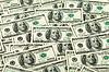 Heap von Dollar, Geld Hintergrund | Stock Foto
