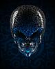 ID 3482168 | Alien Schädel | Illustration mit hoher Auflösung | CLIPARTO