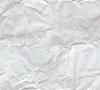 Zerknülltes Papier - nahtloser Hintergrund