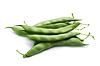 Świeże zielona fasola | Stock Foto