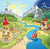 Märchenlandschaft