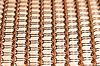 바인딩 와이어의 추상적 인 배경 | Stock Foto