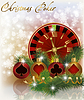 Christmas Poker Hintergrund