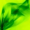 녹색 산 추상 | Stock Foto