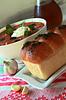 Chleb z przyprawami barszcz | Stock Foto