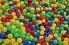 Ball Vielfalt, Unterhaltung Details | Stock Foto