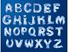 Новогодний алфавит - буквицы | Векторный клипарт