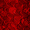 Sparkling hearts seamless | Stock Vektrografik