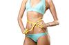 ID 3483149 | 女人的比基尼泳装在饮食观念 | 高分辨率照片 | CLIPARTO