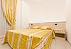 Modernes Hotel-Zimmer-Interieur | Stock Foto