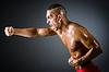 ID 3494261 | Спортивная ярость бокса | Фото большого размера | CLIPARTO