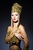 ID 3676586 | Молодая модель в олицетворение красоты египетские | Фото большого размера | CLIPARTO