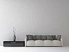 ID 3530239 | Sofa im grauen Interieur | Illustration mit hoher Auflösung | CLIPARTO