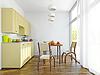 ID 3699294 | Küche Interieur mit Möbeln | Illustration mit hoher Auflösung | CLIPARTO