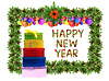 ID 3393564 | Boże Narodzenie karty z christmas dekoracyj | Foto stockowe wysokiej rozdzielczości | KLIPARTO