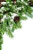 ID 3431340 | Weihnachts-Hintergrund als Ecke | Foto mit hoher Auflösung | CLIPARTO