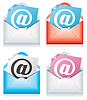 Mail-Symbole
