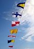 화려한 깃발 | Stock Foto