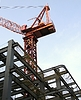 Large Scale Construction | Stock Foto