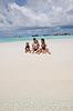 Szczęśliwa rodzina na wakacjach | Stock Foto