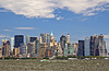 Skyline von Manhattan | Stock Foto