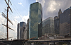 Manhattan-Seaport-Financial District | Stock Foto