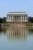 ID 3439609 | Lincoln memorial reflected in pool | Foto stockowe wysokiej rozdzielczości | KLIPARTO