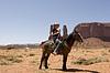 Cowgirl | Stock Foto