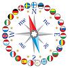 Arbeit der EU gegen Kompass
