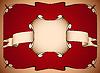 Archiwalne ramki z Wstążki | Stock Vector Graphics