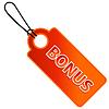 Bonus-Preisetikett | Stock Vektrografik