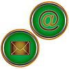 Zwei Ikonen der Mail