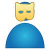 Man in der Maske