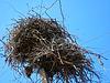 ID 3469588 | Nest der Störche im Dorf | Foto mit hoher Auflösung | CLIPARTO