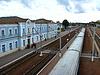 ID 3491969 | Blick auf Bahnhof und Zug | Foto mit hoher Auflösung | CLIPARTO