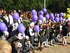 ID 3684339 | Kinder mit Blumen und Luftballons in den Urlaub von 1s | Foto mit hoher Auflösung | CLIPARTO