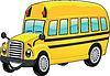 Lustige Schulbus