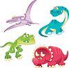 Dinosaurs Familie