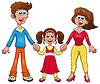 Menschlichen Familie